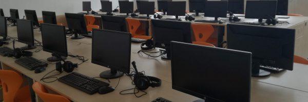 Rekonstruovaná PC pracovna