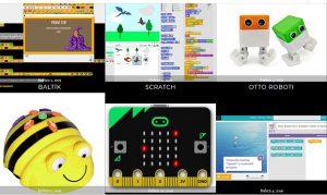 web programování pro děti