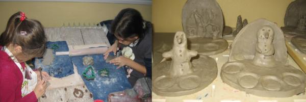 Oblíbený kroužek keramiky