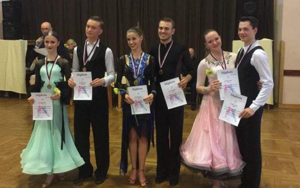 Úspěchy našich žáků – tanec