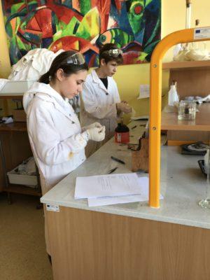 Nejlepší chemik