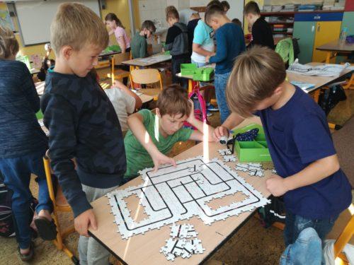 Baltík a robotika