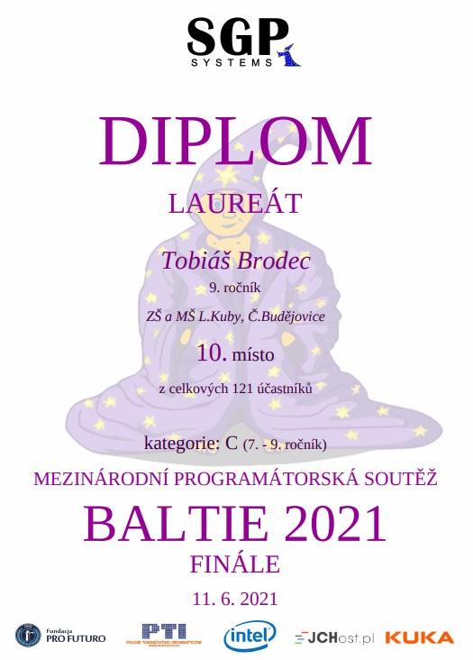 BALTIE 2021