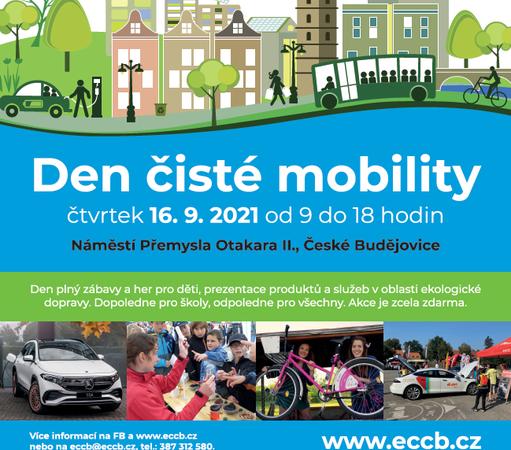Den čisté mobility 2021